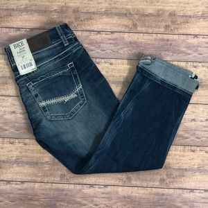 🆕 Buckle BKE Payton Womens Cropped Jeans